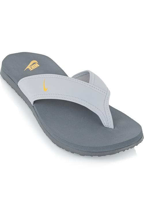 cb8d990c7dd Nike Celso Thong Sandal Mid Grey Nike Sandals   Flip Flops ...