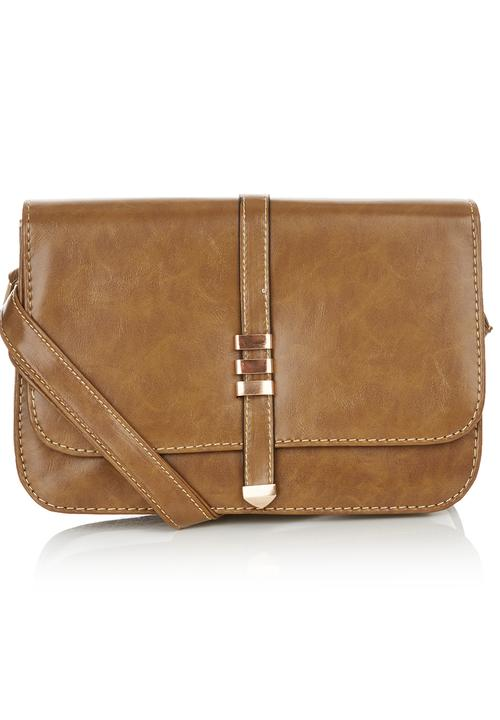5b42028bb9 Stud Detail Satchel Handbag Camel/Tan Joy Collectables Bags & Purses ...