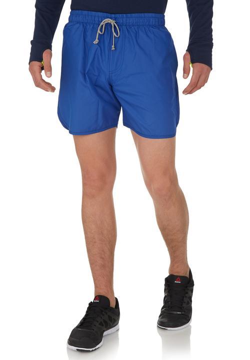 70s Running Shorts Black Lithe Sweatpants