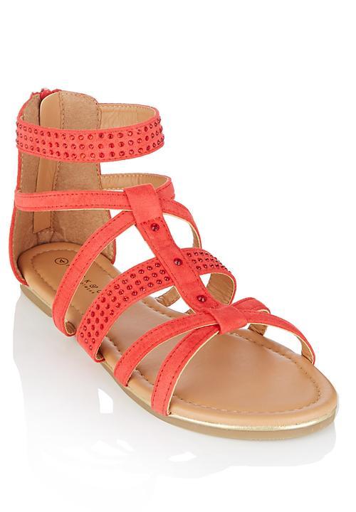 766c5e9b2b8 Gladiator Sandal Mid Pink Rock   Co. Shoes