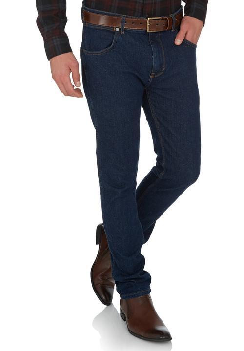 7f4549f0f642 Vegas Slim Fit Jeans Blue black denim Wrangler Jeans | Superbalist.com