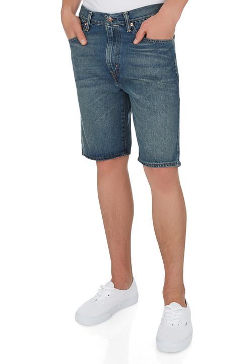 63fa062b42 505 Regular Fit Short Crowley Dark Blue Levi's® Shorts | Superbalist.com