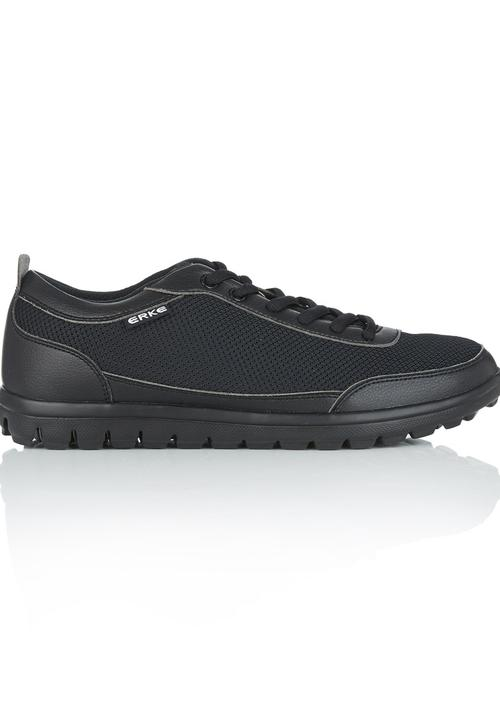 Erke Casual Shoes Black Erke Trainers