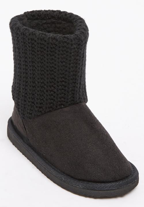 479753bae Ugg Boot Black Foot Focus Shoes | Superbalist.com