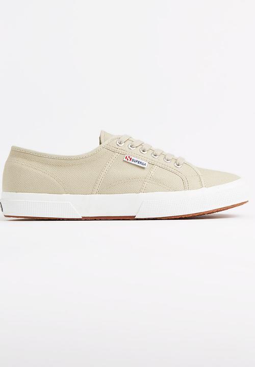Classic Canvas Sneakers Neutral SUPERGA