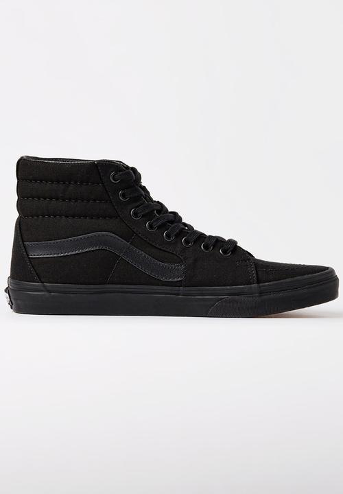 0b7136bc0aa5 Sk8-Hi Sneakers Black Vans Sneakers