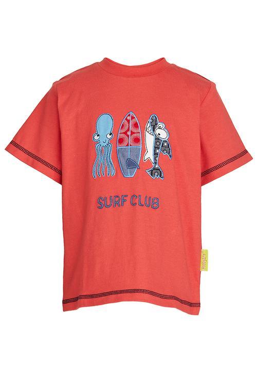 0b89bb564 Splash Trio Tee Red Hooligans Tops | Superbalist.com