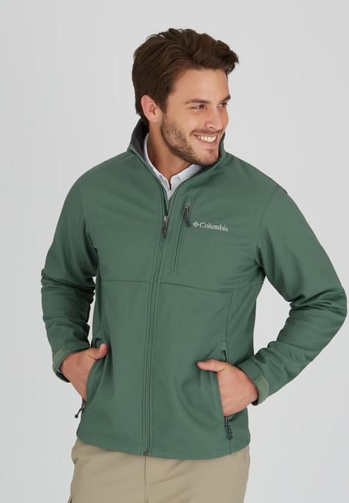 82cd0c246 Ascender Softshell Jacket Green Columbia Jackets | Superbalist.com