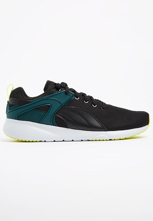 06ddec963be6 Puma Aril Blaze Glacier Sneakers Black PUMA Trainers