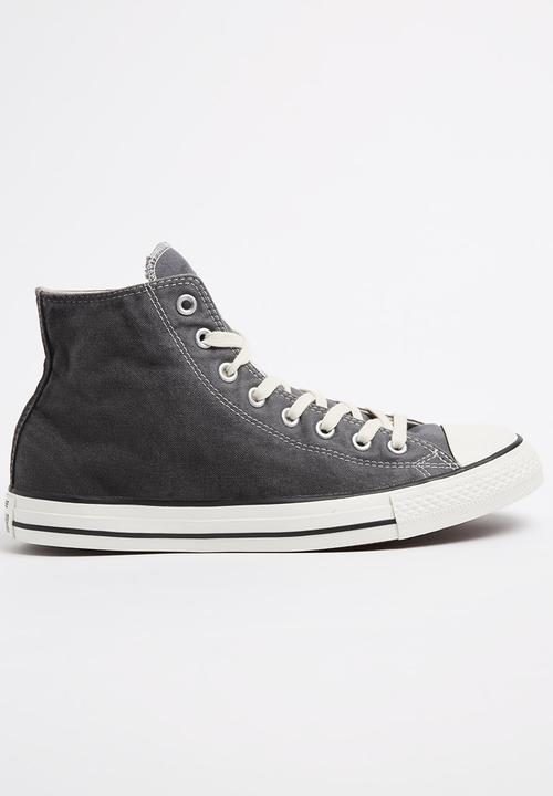 7c0206df9700f0 Chuck Taylor Sunset Wash Hi Sneakers Dark Grey Converse Sneakers ...