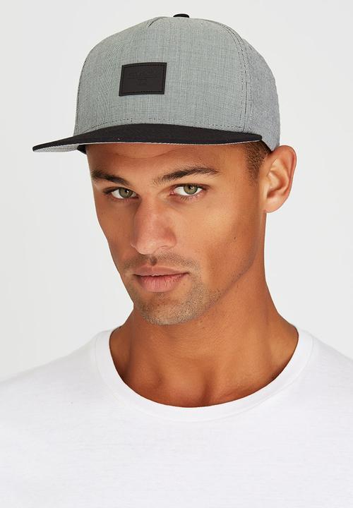 buy popular 14018 a72dd Billabong - Oxford Snapback Cap Grey