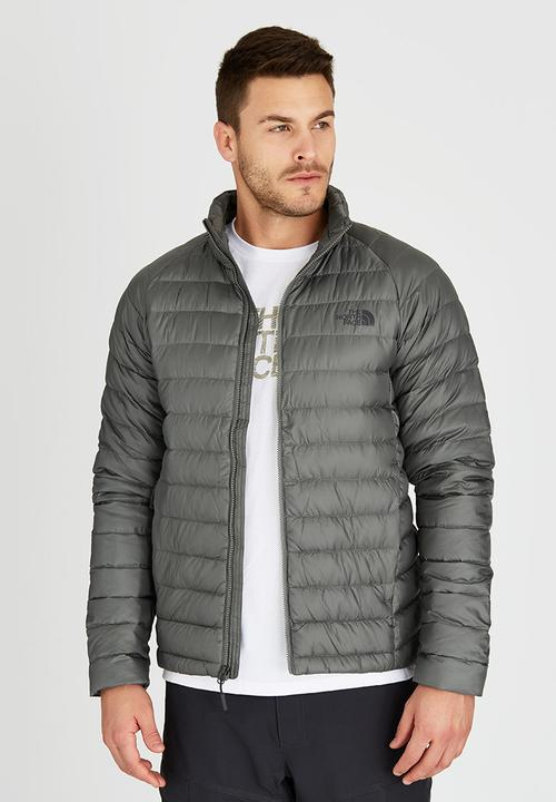 ca855a6975d1 Trevail Jacket Grey The North Face Jackets
