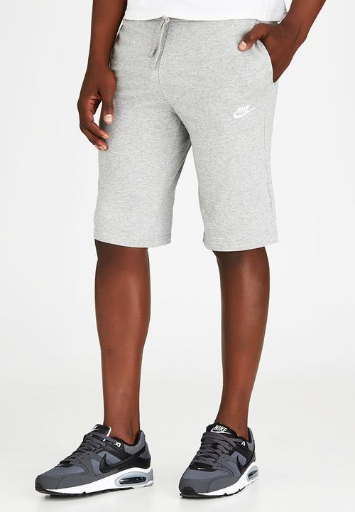 Shorts Nsw Nike Grey amp; Sweatpants Club aqqAxw5
