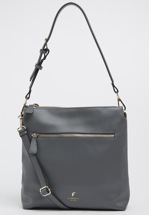 e1e6596655e Elliot Cross-body Bag Grey Fiorelli Bags & Purses | Superbalist.com
