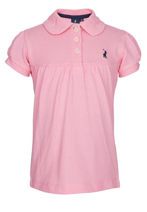 918c9d5d Girls Golfer Mid Pink POLO Tops | Superbalist.com