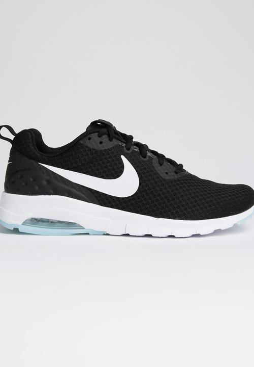 9d09526cc8 Nike Air Max Motion - Black and White Nike Sneakers | Superbalist.com