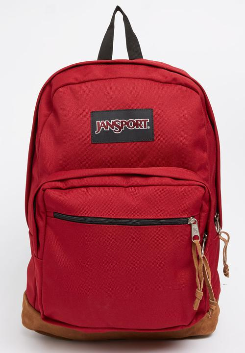 quality design 3a437 6137d JanSport - Right Pack Viking Backpack Red