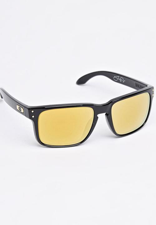 1123da04e45e1 Oakley Holbrook Sunglasses Black Oakley Eyewear