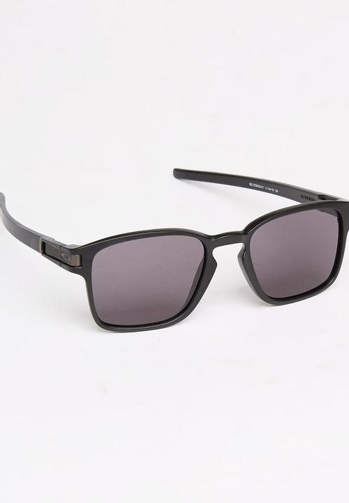 Oakley Latch Squared >> Oakley Latch Squared Sunglasses Black