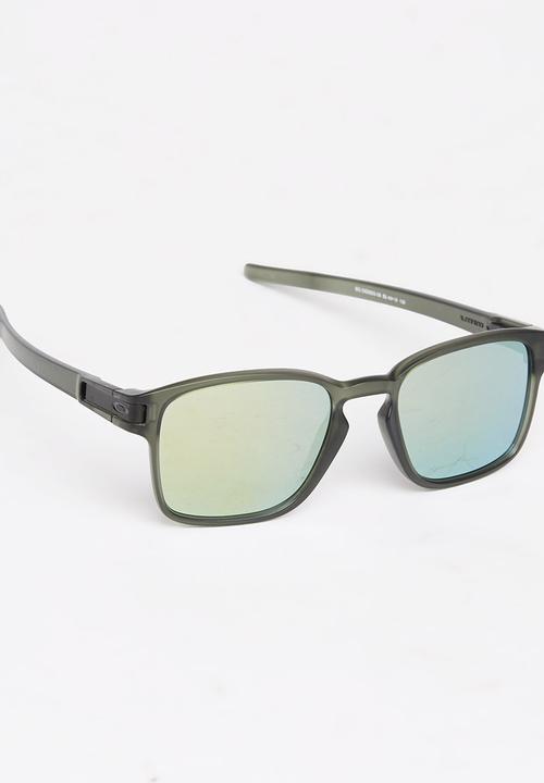 Oakley Latch Squared >> Oakley Latch Squared Sunglasses Grey Oakley Eyewear Superbalist Com