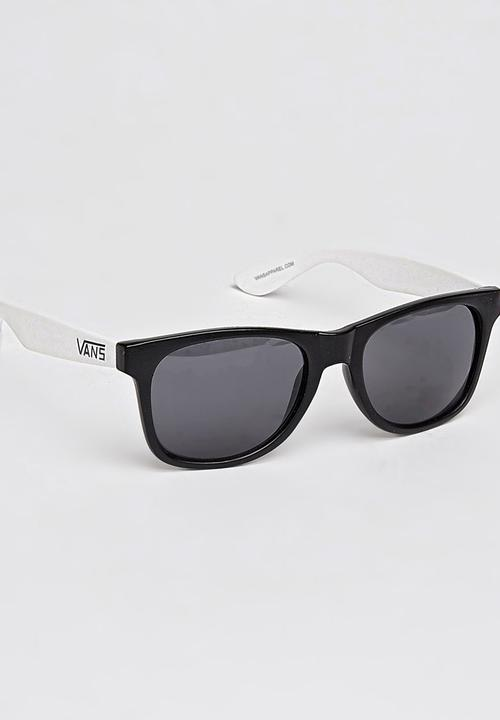 e8a7a8ee69 Spicoli 4 Shades Sunglasses Black and White Vans Eyewear ...