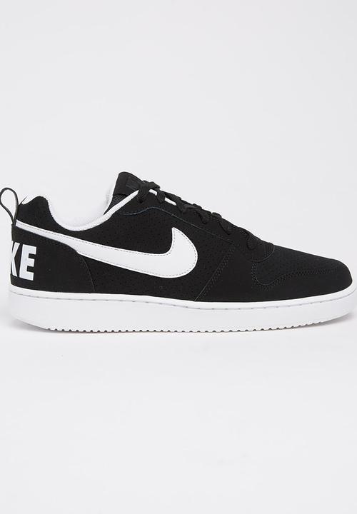 d32c745e57c Nike Court Borough Low Sneakers Black Nike Sneakers