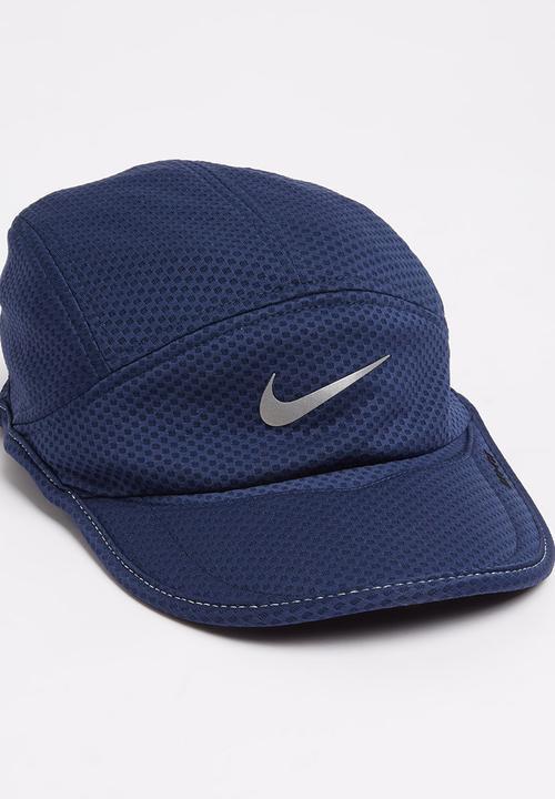 Nike Run Mesh Daybreak Cap Navy Nike Bags   Wallets  104715ccec6