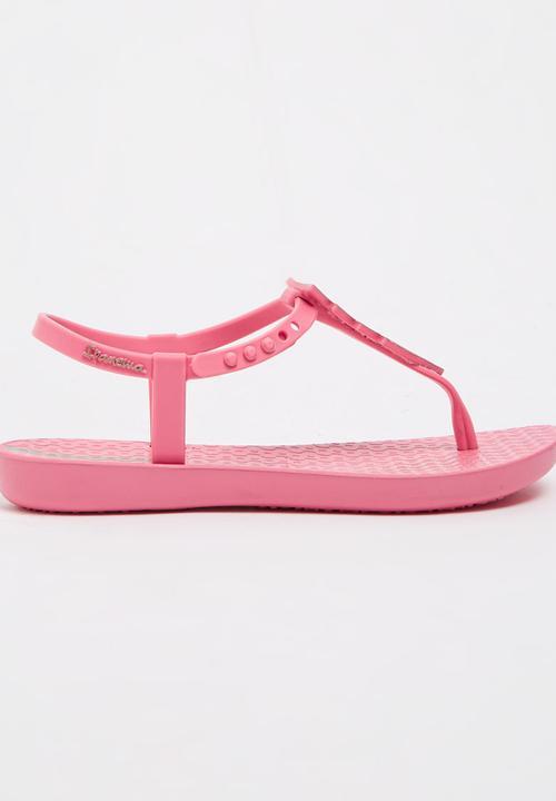 6fde0ae78a99e Charm Sand Kids Sandal Mid Pink Ipanema Shoes