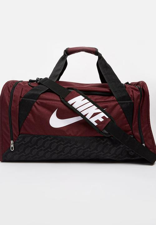 45c2861de Nike Brasilia 6 Duffel Backpack Red Nike Bags & Wallets ...