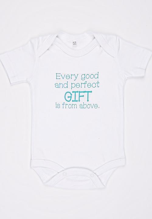 One-pieces Good Baby White Company Babygrow