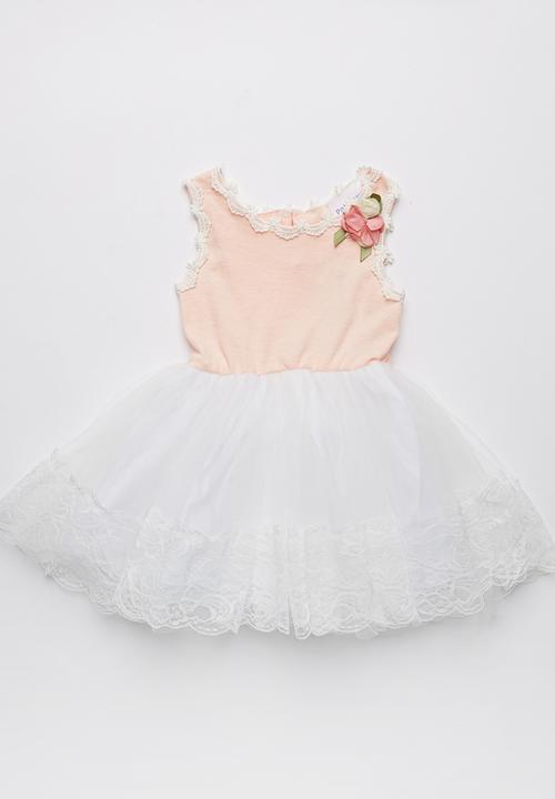 d91b2fd0d00 Girls Summer Dress Pale Pink POP CANDY Dresses   Skirts ...
