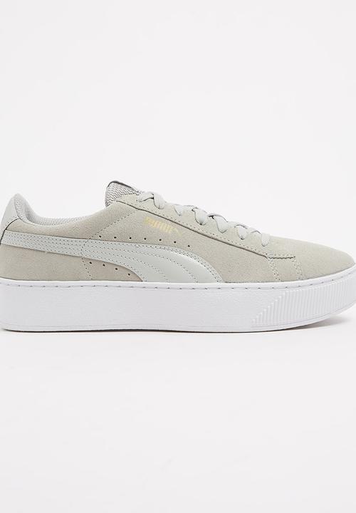 1e277a44641 Puma Vikky Platform Grey PUMA Sneakers