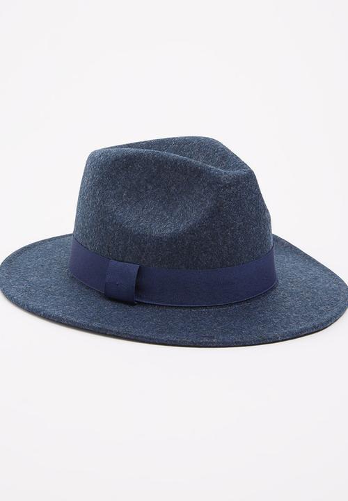Fedora Hat Navy STYLE REPUBLIC Fashion Accessories  007dfacc7b6