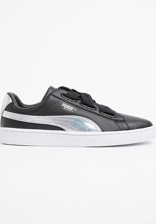 puma sneakers basket heart explosive