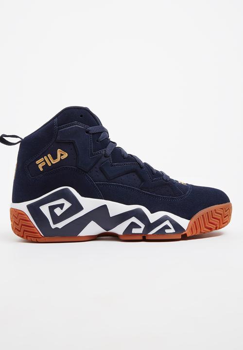 71fcf9abda31 FILA MB Heritage Sneakers Navy FILA Sneakers