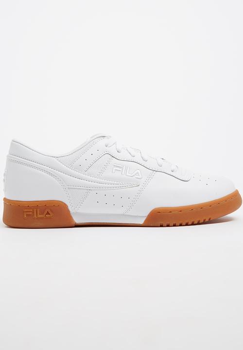 188fe5d3168 Original Fitness Sneakers White FILA Sneakers