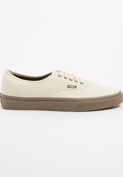 0a1226c71e Authentic Sneaker Cream Vans Sneakers
