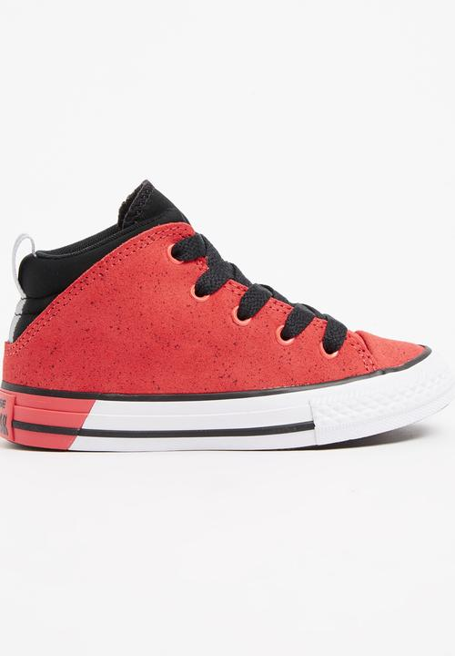 5e8857d581d5 Chuck Taylor All Star Red Converse Shoes