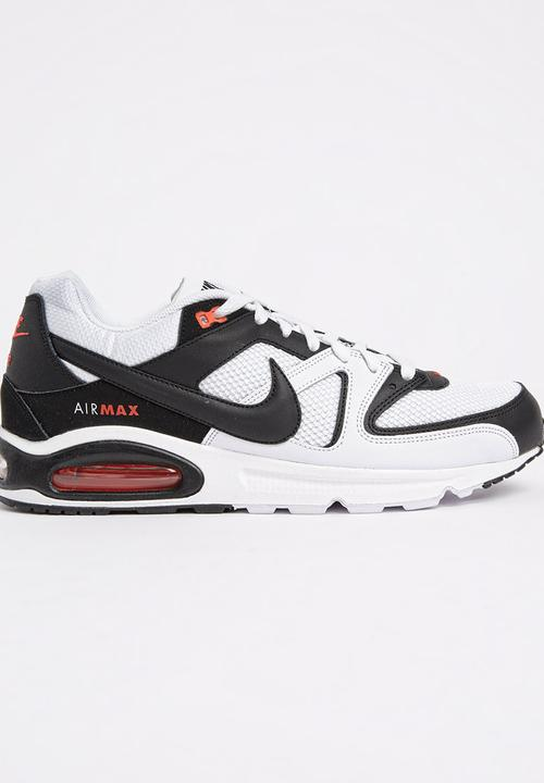 half off acd96 ab714 Nike - Nike Air Max Command Sneakers Black and White