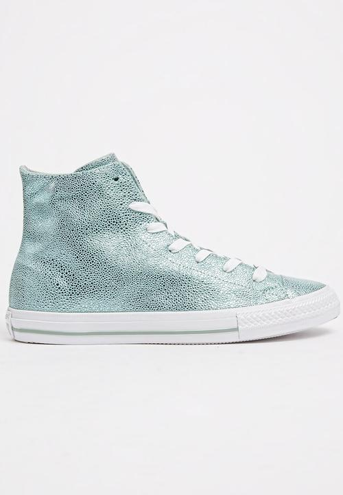 829431a8d67a94 Chuck Taylor All Star Gemma Sting Ray Leather Hi Pale Blue Converse ...