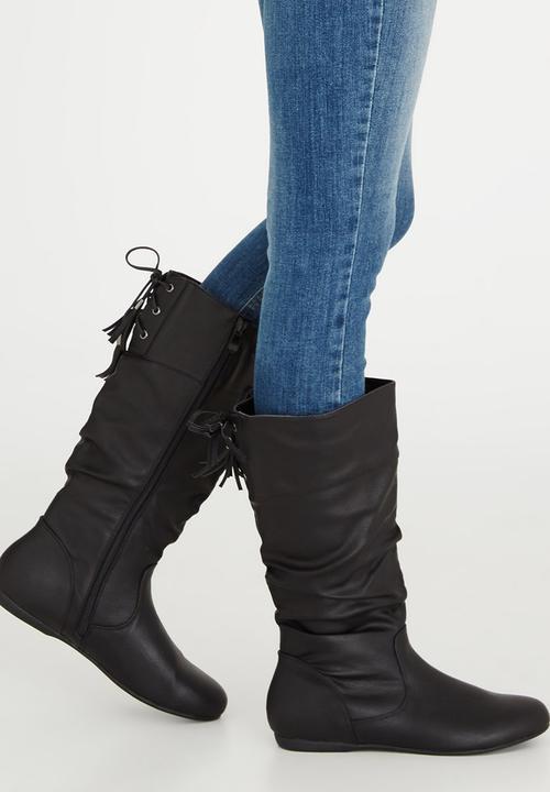 180e15f50dc8 Mid-calf Boots Black Bata Boots | Superbalist.com