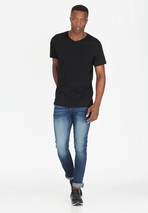 8bfb1d4e34f Stretch Skinny Jean Dark Blue Polo Jeans Co. Jeans | Superbalist.com