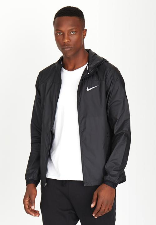 Nike Shield Running Jacket Black Nike Hoodies   Sweats  f8a022d15