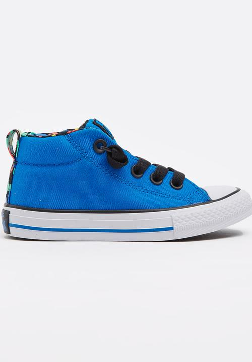 0054dc7a302 Chuck Taylor All Star Blue Converse Shoes