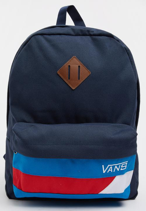 e36532d98c Old Skool II Backpack Blue Vans Bags & Wallets | Superbalist.com