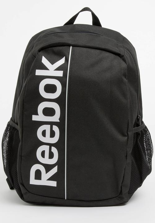 Sport Roy Backpack Black and White Reebok Classic Bags   Purses ...