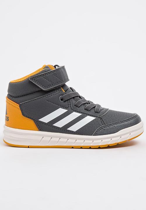 best cheap 95815 02cbe adidas Performance - Alta Sport Mid El Sneaker Grey