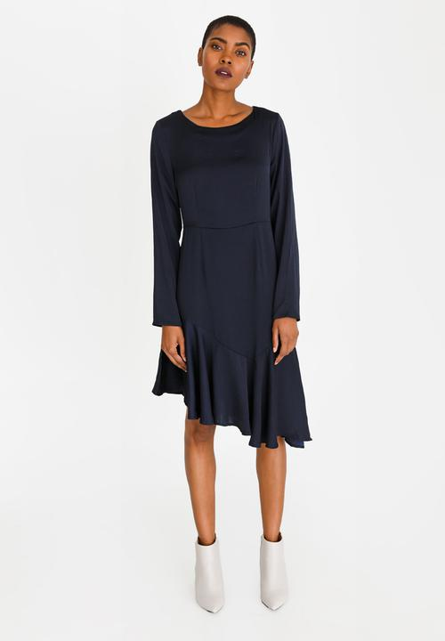 Vero moda kleid navy