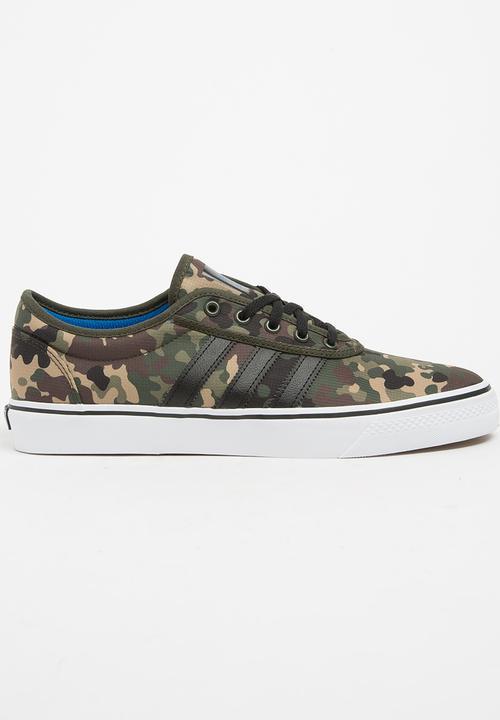 adidas Adiease Camo Sneakers Black