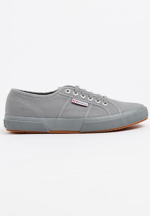 Classic Canvas Sneakers Grey SUPERGA